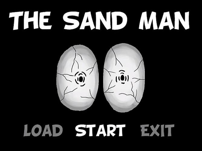 トリガーハッピーが配信するThe Sand Man #1