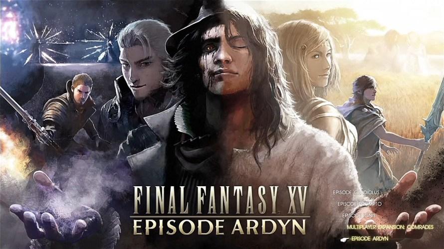 FF15-エピソード・アーデン