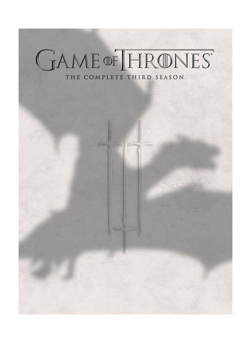 تسوق ومسلسل Game Of Thrones الموسم الخامس دي في دي أونلاين في