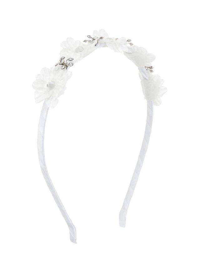 shop monsoon children sparkle flower diamante alice hair