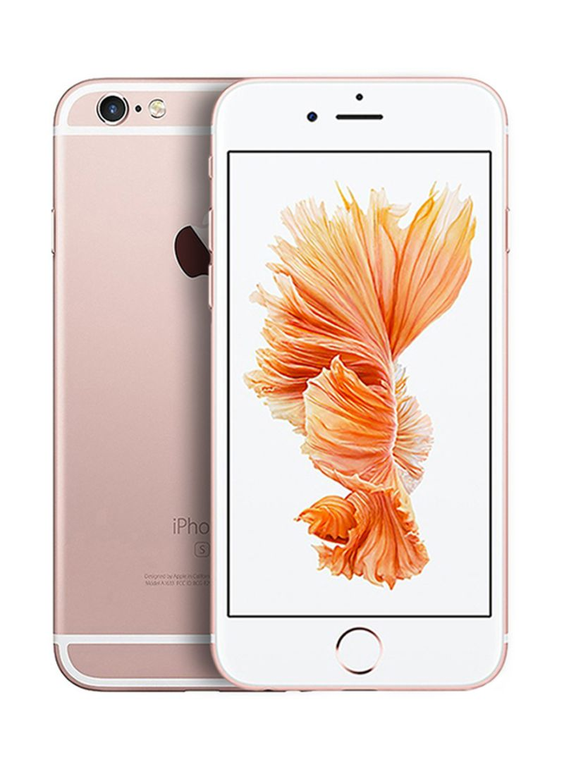 Shop Apple Iphone 6s Plus With Facetime Rose Gold 64gb 4g Lte Online In Riyadh Jeddah And All Ksa