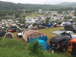 Camp Area Übersicht