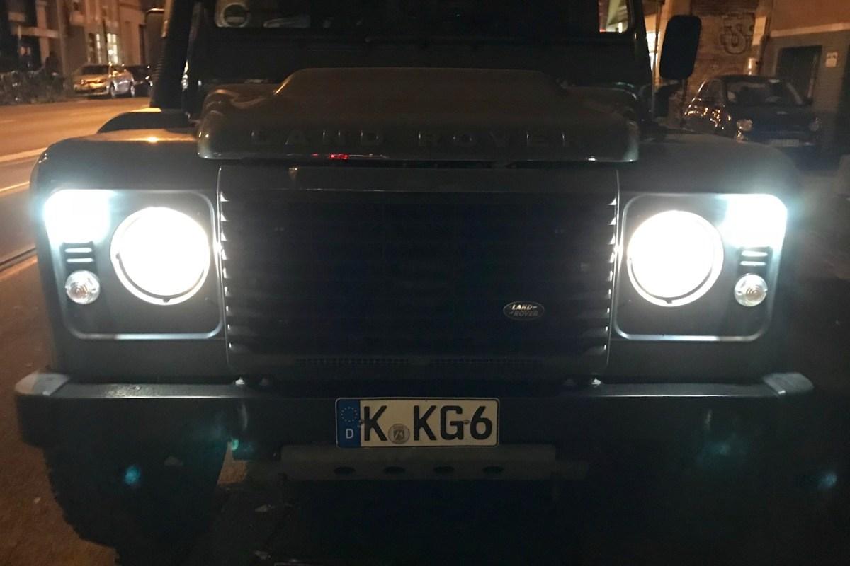 Standlichtbirnchen LED