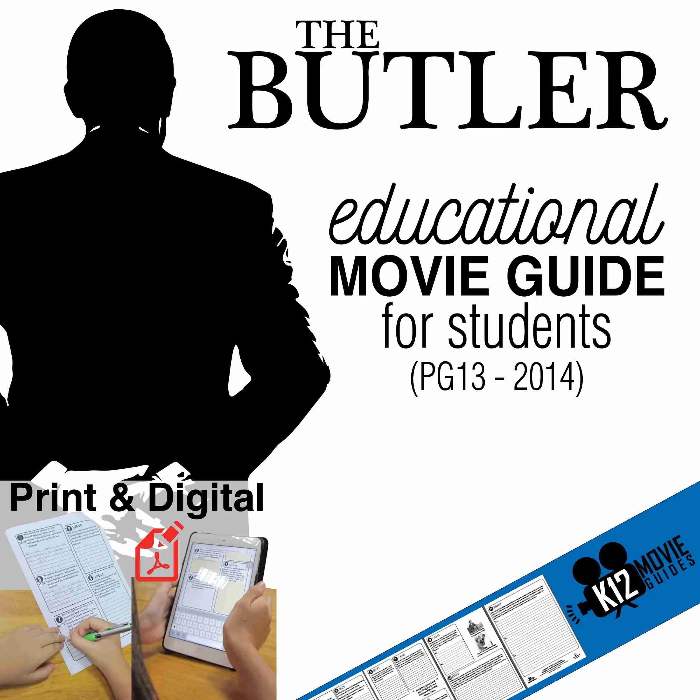 the butler movie essay