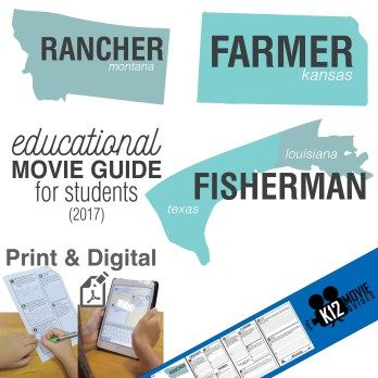 Rancher, Farmer, Fisherman Movie Guide Cover