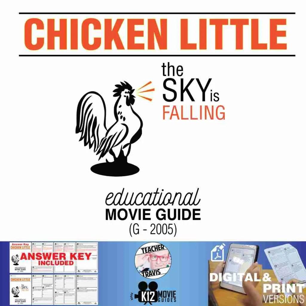 Chicken Little Movie Guide
