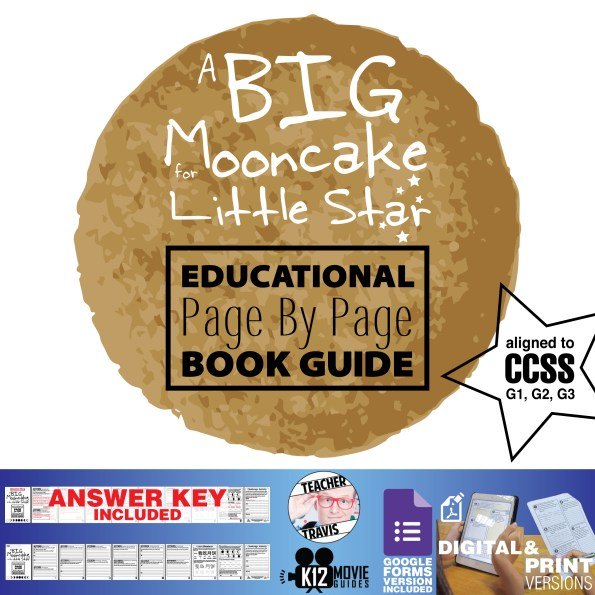 A Big Mooncake for Little Star Book Read Aloud Book Guide   Questions   Google Cover