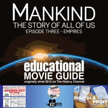 Mankind the Story of All of Us (2012) Empires (E03) Documentary Movie Guide Cover