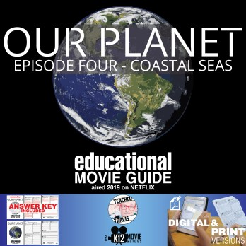 Our Planet Documentary Series (E04) Coastal Seas (G - 2019) Cover