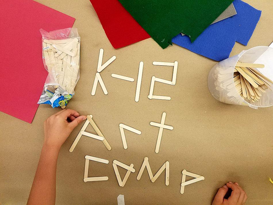 Kids Classes – K12 Gallery & TEJAS
