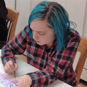 Teen Saturday Art Classes
