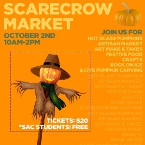 Scarecrow Market Tickets