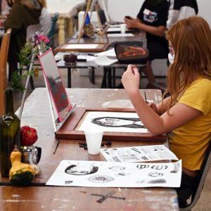6th-8th Grade Summer Art Camps