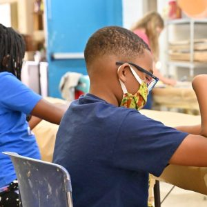 3rd-5th Grade Summer Art Camps