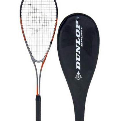 Aluminum Squash Racket With Cover- Aluminum