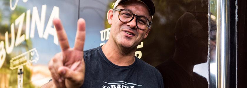 Chef Márcio Buzina