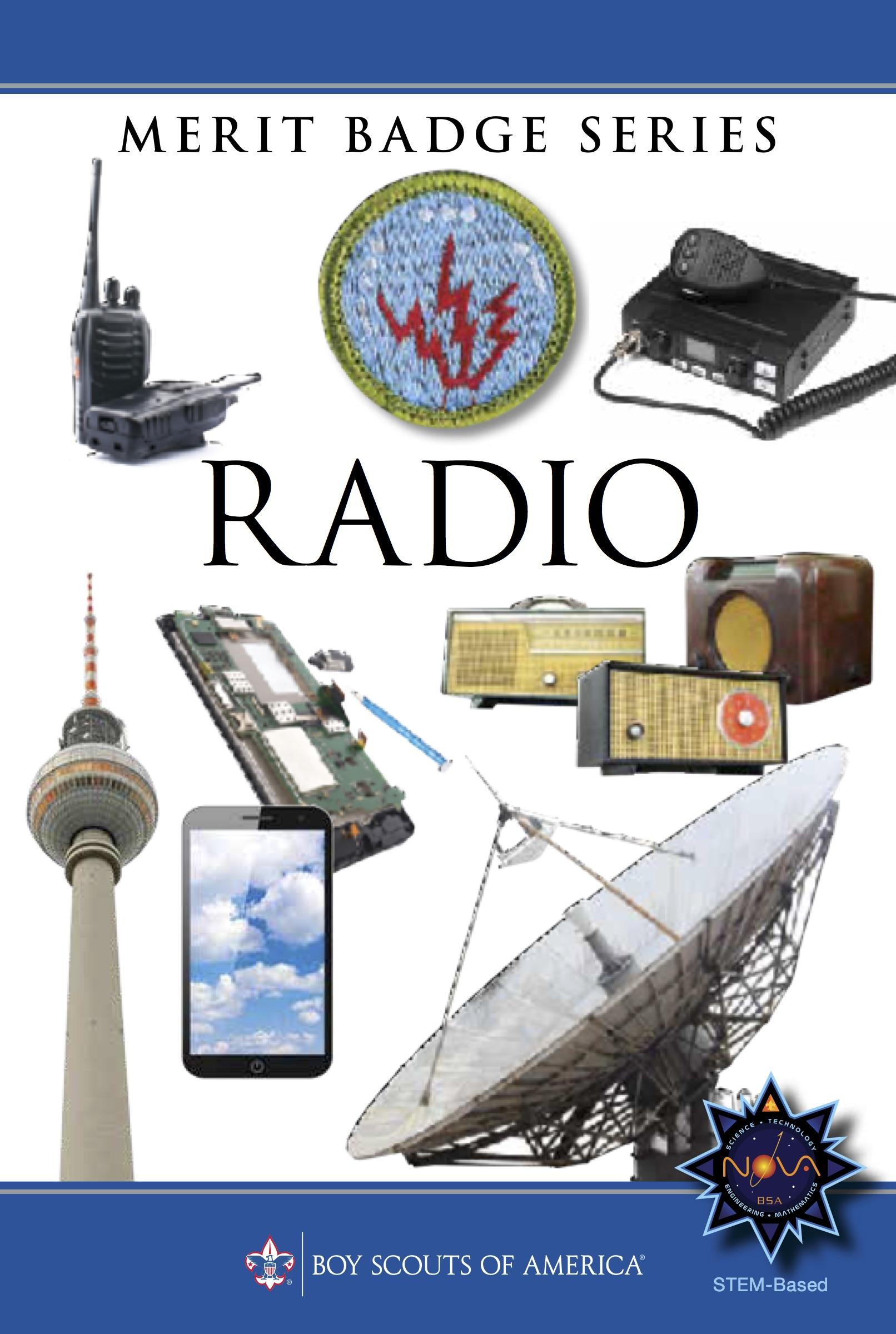 Radio Merit Badge K2bsa Amateur Radio Association