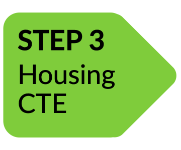 Arrow: Step 3 Housing CTE