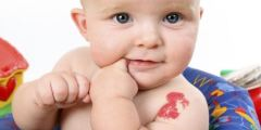 كيف اتخلص من الوحمة الطبيعية عند الاطفال