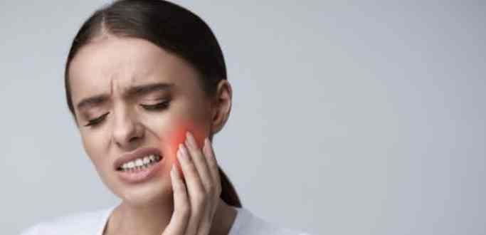 كيف اتخلص من الم الاسنان وانا حامل