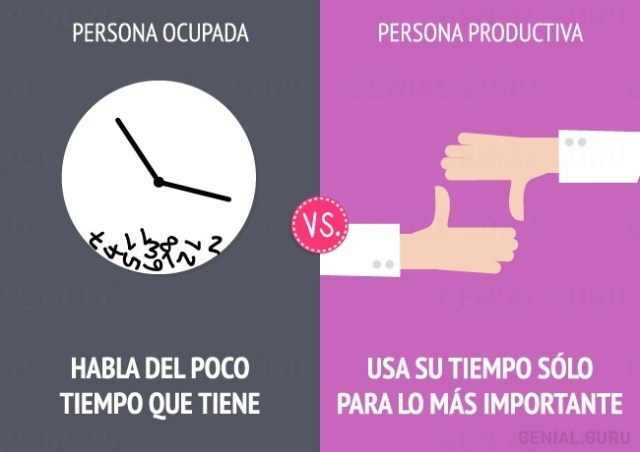 Image result for persona productiva y ocupada