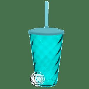 Copo Twister c/ Tampa Tiffany