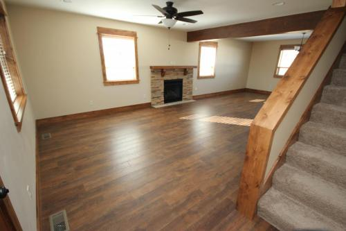 Entry/family room