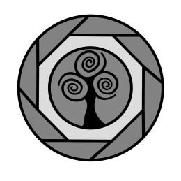 k3schultz new logo white background badge b&w
