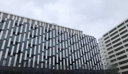 「川越駅西口」複合商業施設の建設