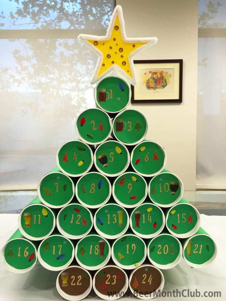 Do it yourself christmas tree decoration psoriasisguru 27 low cost christmas decorations you can make yourself k4 craft solutioingenieria Choice Image