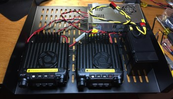220MHz Repeater Project – Transceiver Modification – K4NHA