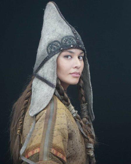 İlk kadın hükümdar 'Tomris' vizyona hazır 14