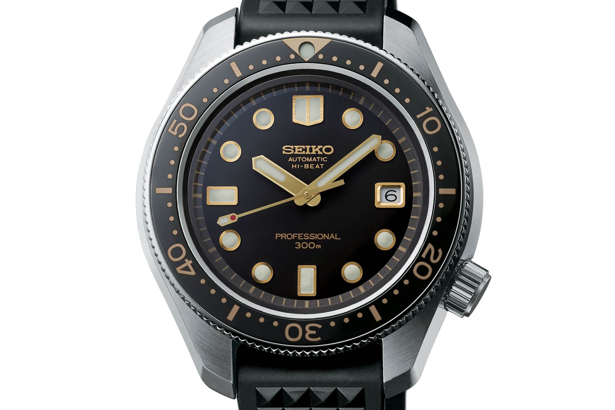 Baselworld 2018 - Seiko Prospex Diver 300m Hi-Beat SLA025 (Re-creation of the 1968 ref. 6159-7001) - Specs & Price
