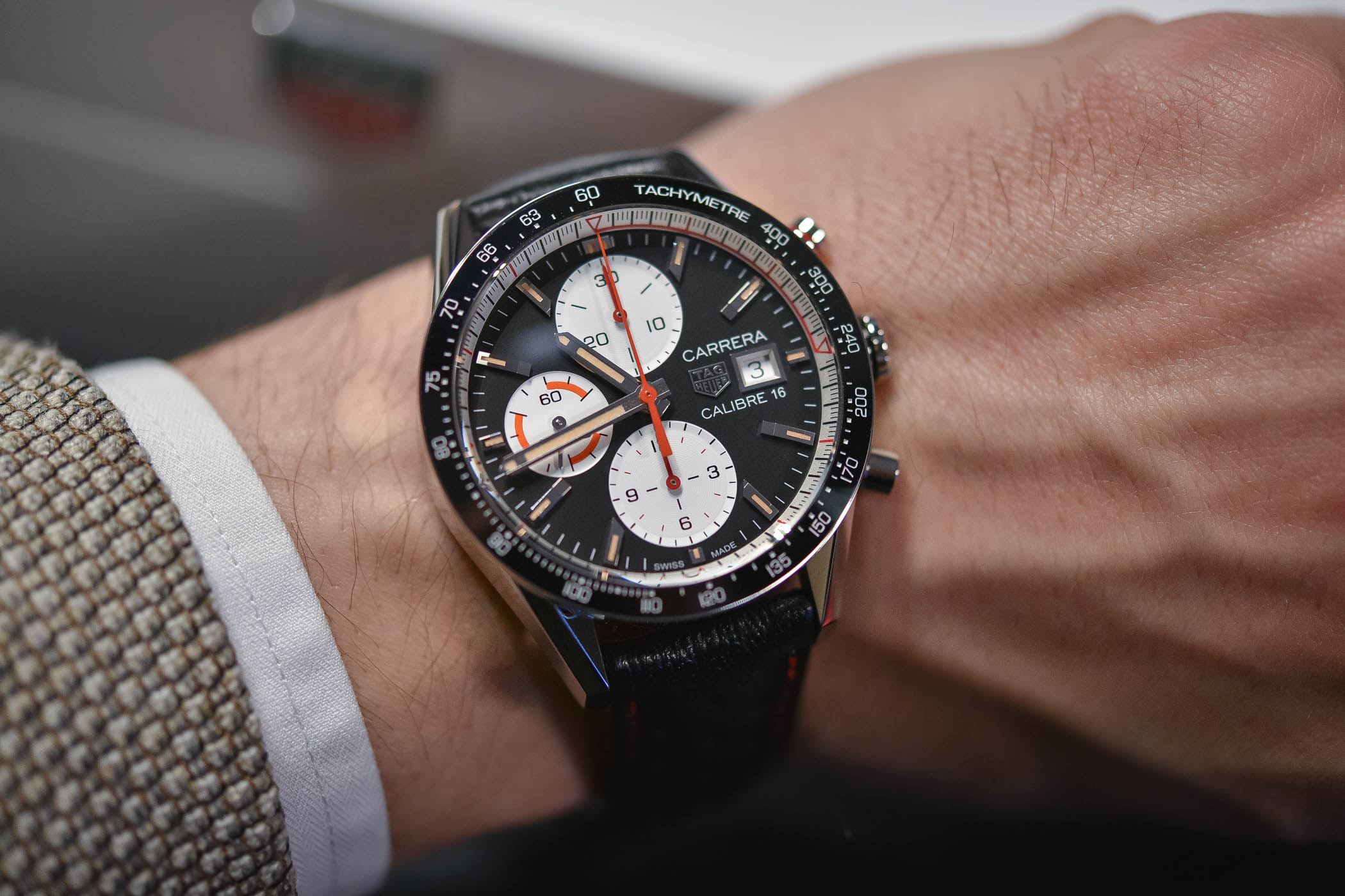 TAG Heuer Carrera Calibre 16 Chronograph 2018