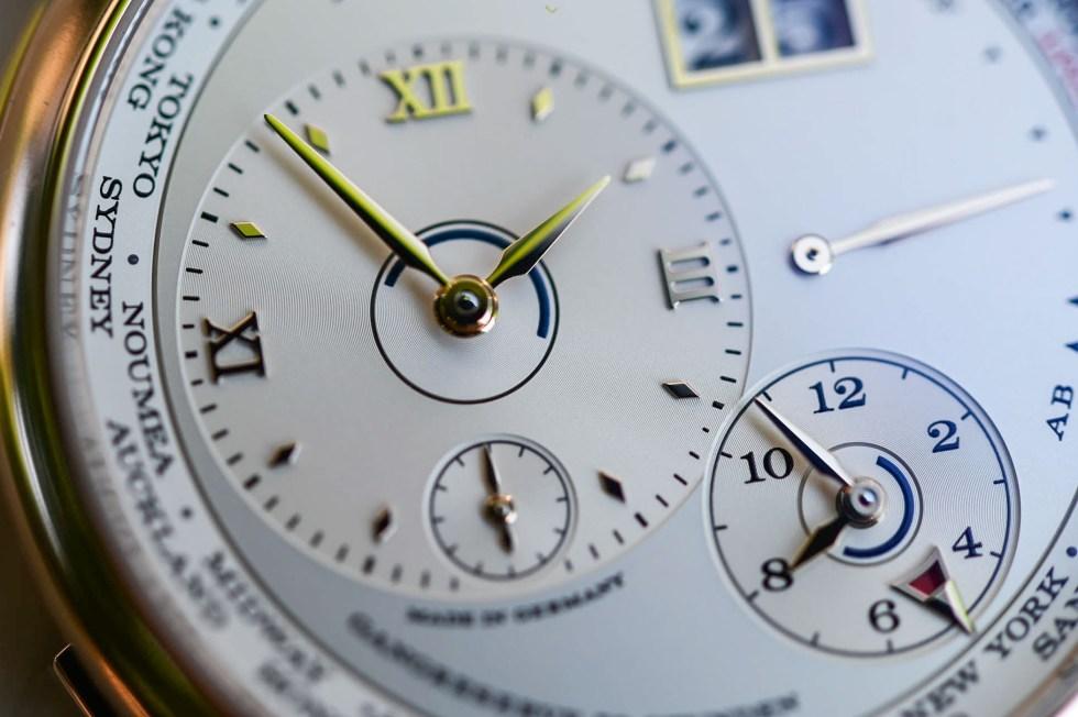 A. Lange & Söhne Lange 1 Time Zone 136.032 - 2020 Update