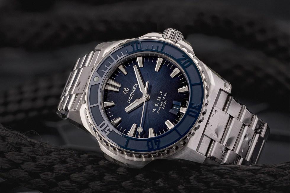 Formex Reef Automatic Chronometer 300M