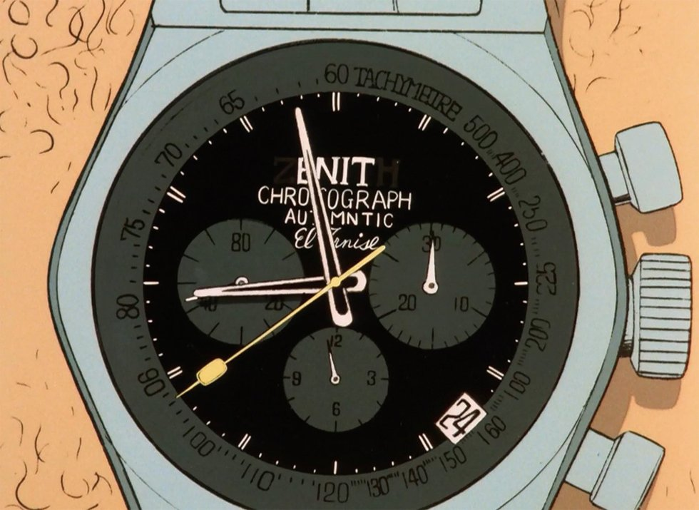 Zenith Chronomaster Revival Lupin the Third – Second Edition