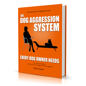 Amazon links to The Dog Aggression System print book