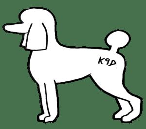 about k9 design logo