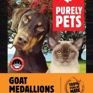 purely pets goat