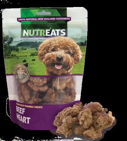 Nutreats Dog Beef Heart