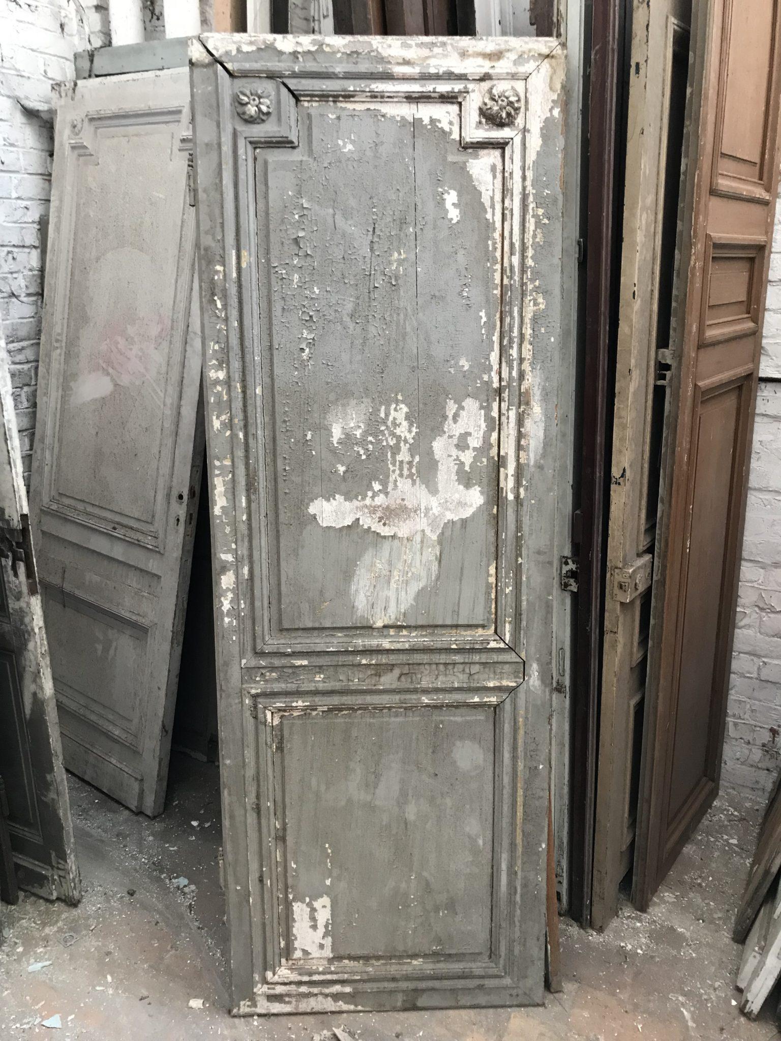 ancienne porte de placard