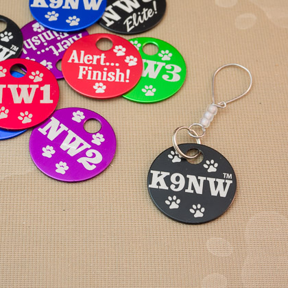 Nosework Ornaments Choose any Brag Tag