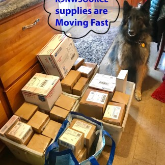 Alert! Supplies are moving fast