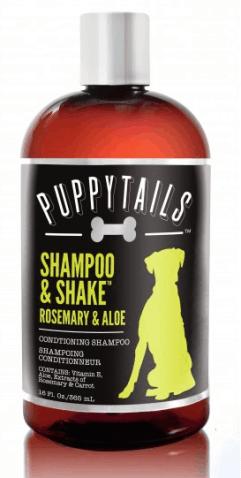 doggy shampoo