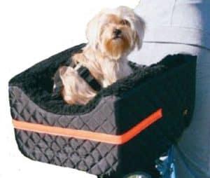 dog bike seat