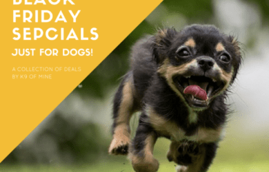 black friday deals for dogs