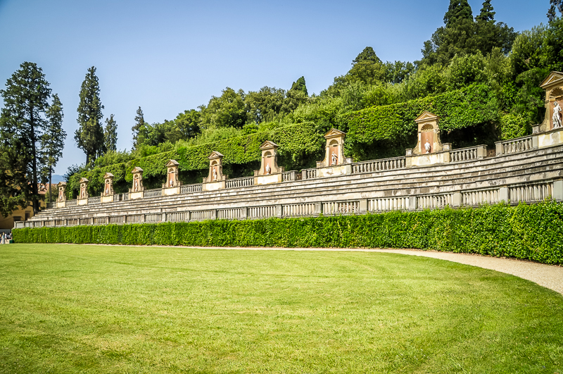 Boboli Gardens, Italy
