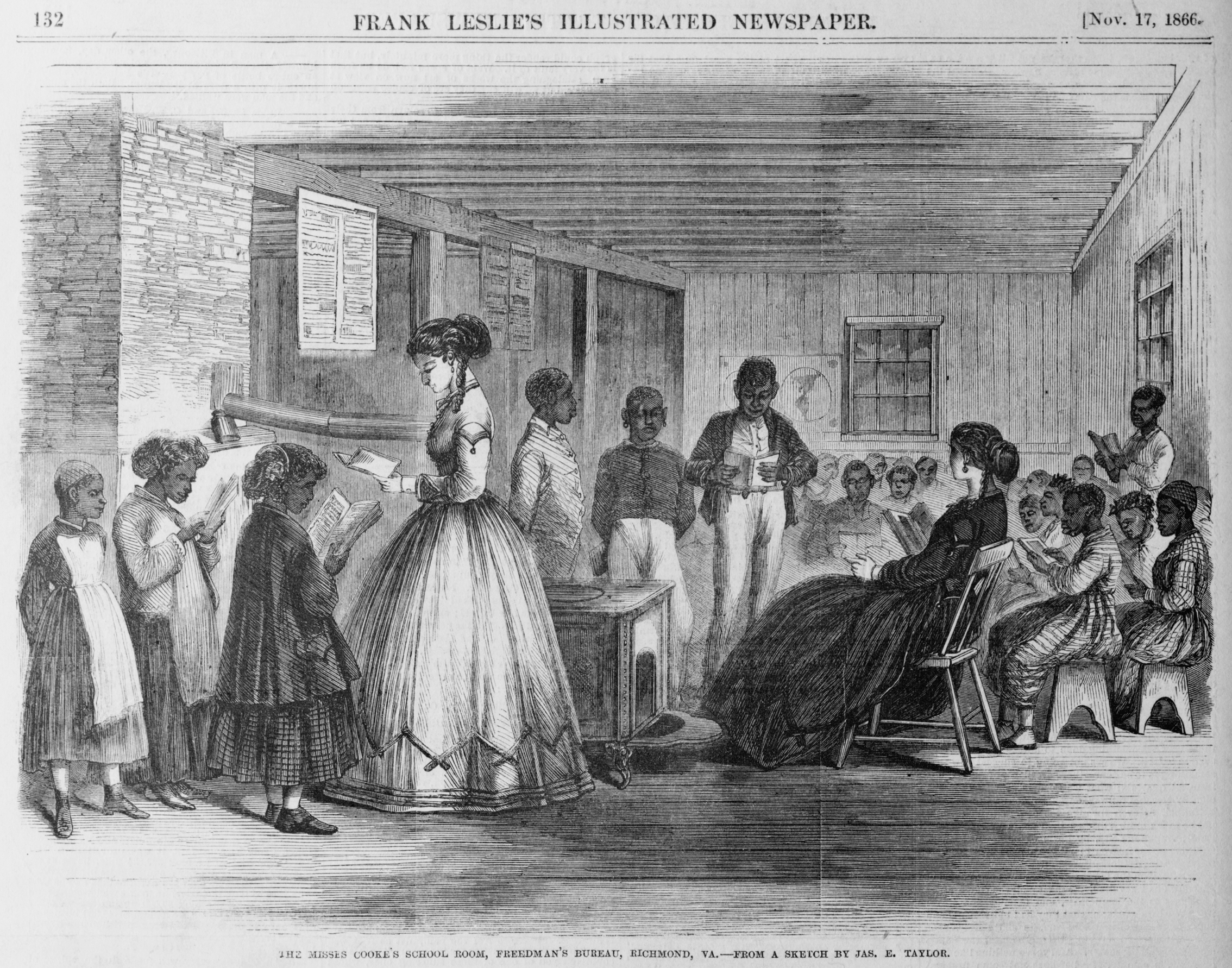 The Freedmen s Bureau  article    Khan Academy