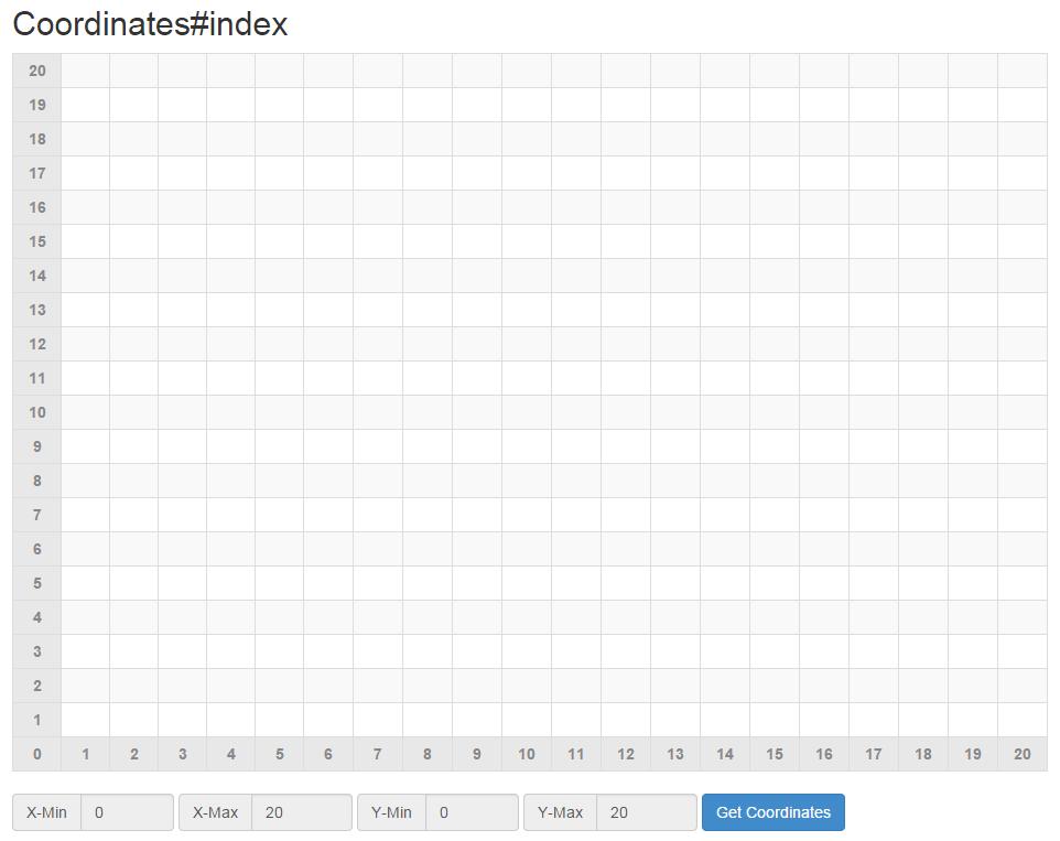 Ajaxテスト用サンプルアプリ(Ajax前)
